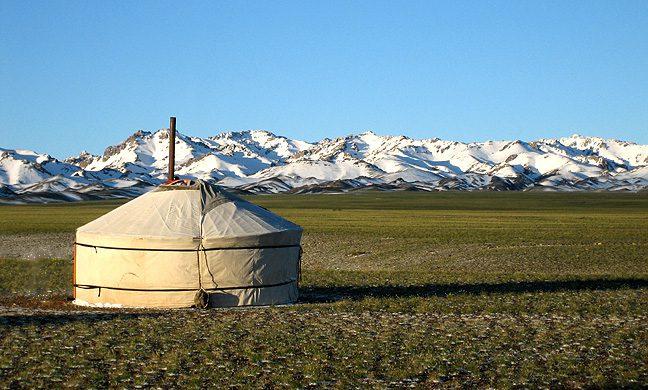 Ger (yurt)