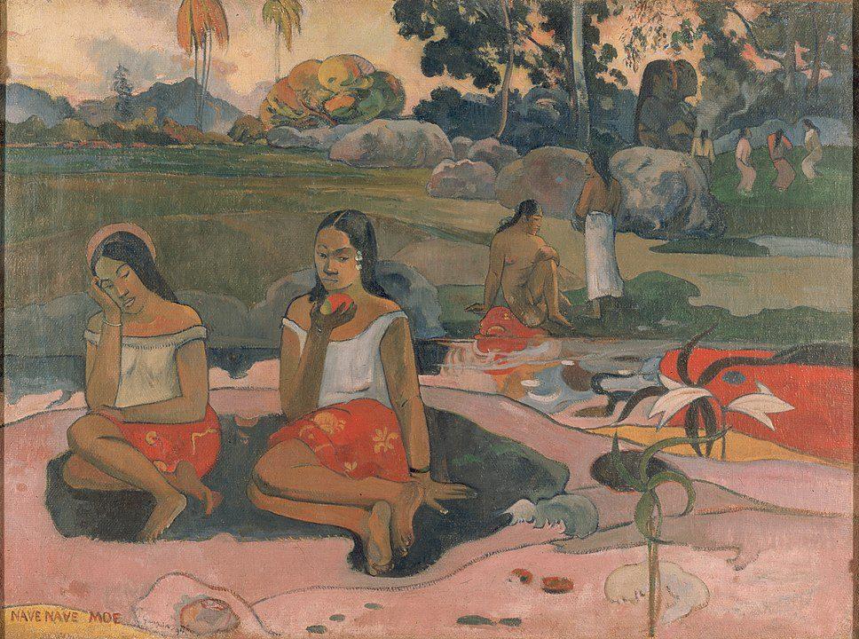 Gauguin, Paul - Sacred Spring, Sweet Dreams (Nave nave moe)