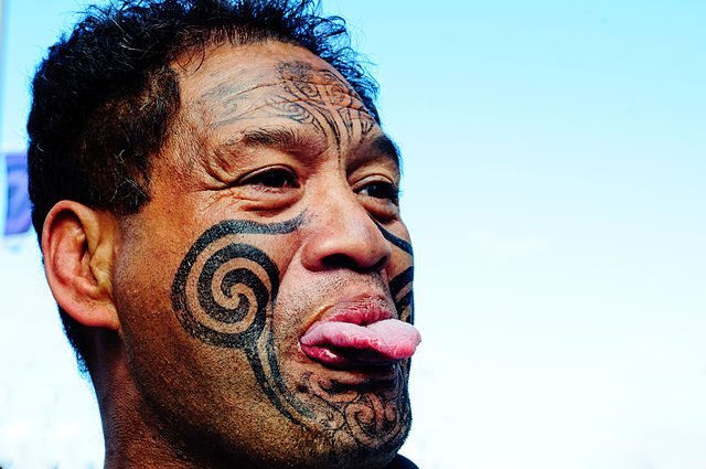 "Tā moko is the permanent marking or ""tattoo"" as traditionally practiced by Māori."