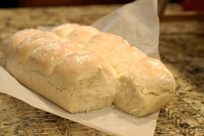 Irish Blaa (white rolls) recipe