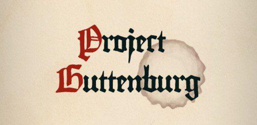 Project Gutenberg - free books