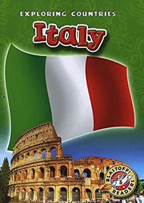 Italy geography book
