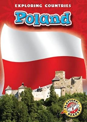 Poland book for geography