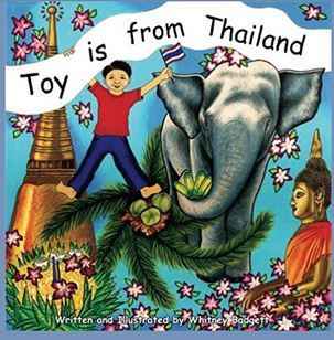 Toy is from Thailand