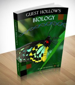 Guest Hollow's Homeschool Biology Curriculum Textbook