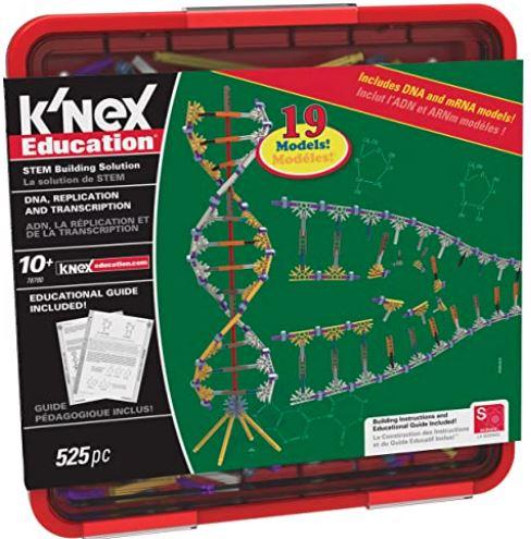 Knex DNA kit