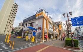 徒歩3分のところに回転寿司あり 도보 3분 거리에 회전 초밥집이 있습니다 到壽司店只要3分鐘步行。 3 minutes walk to rotating sushi restaurant (kuru kuru sushi)