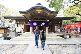 高津神社まで徒歩10分 코즈신사까지 도보 10분 到高津神社只要10分鐘步行。 10 Minutes walk to Kouzu Shrine