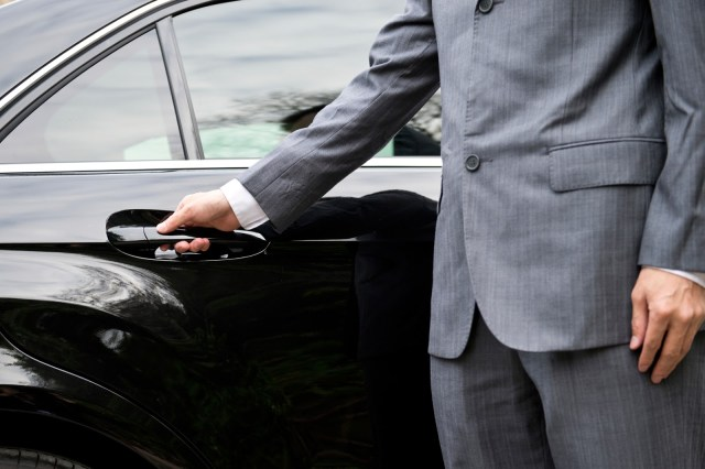 Chauffeur Driven Car London
