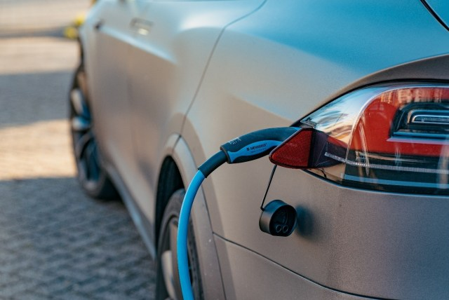 electric vehicles and big data
