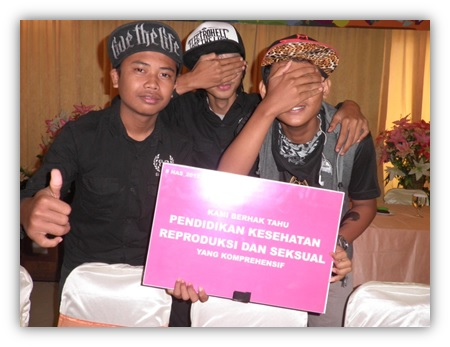 Remaja Komunitas