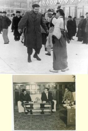 Che-visits-NKorea