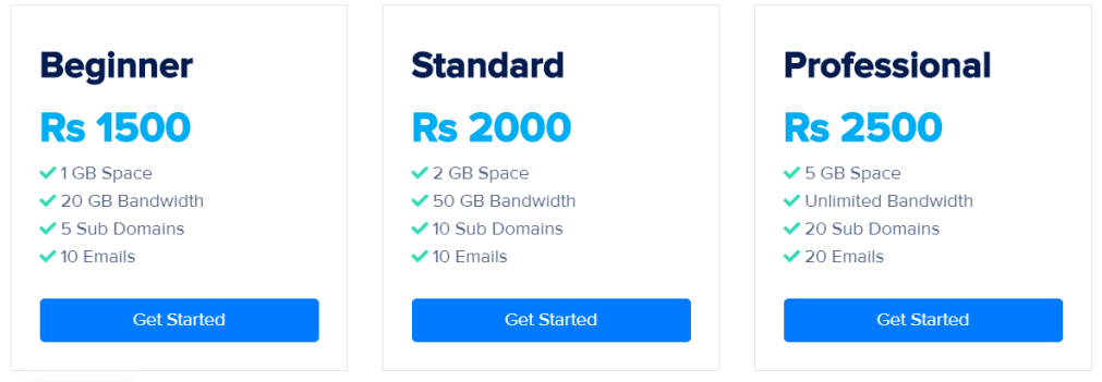 Cloudlaya shared hosting price