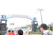 Perbatasan Banjarnegara - Wonosobo