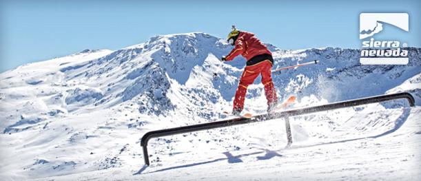 Esquiar en Granada
