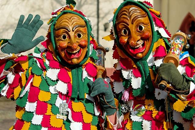 como es el carnaval de venecia