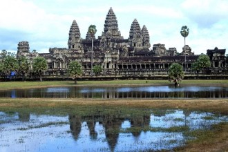 Templos de Angkor Wat Camboya