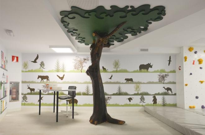 Arquitectura infantil en Marbella
