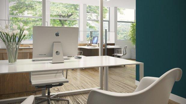Separadores de espacios para oficinas gu a arquitectura - Separadores de oficina ...