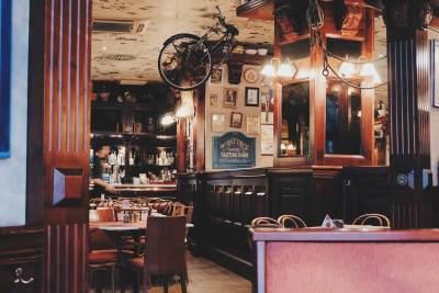 La decoración en los restaurantes