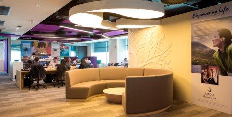 Sanofi apresenta novo escritório em São Paulo