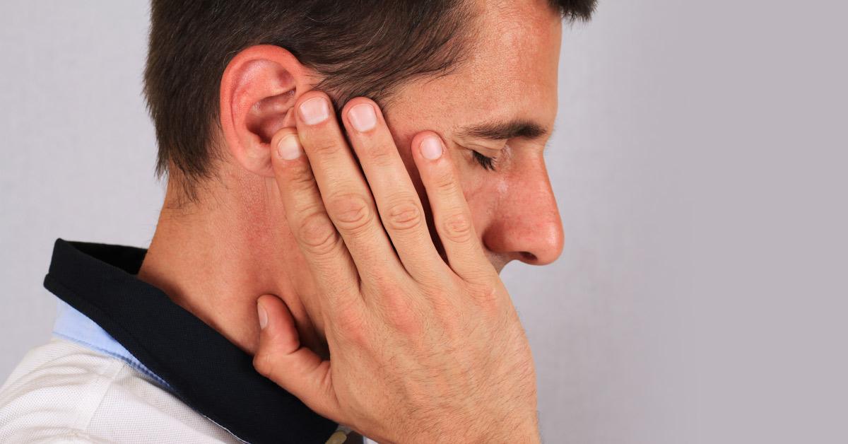 Ощущение заложенности в ушах при шейном остеохондрозе фото