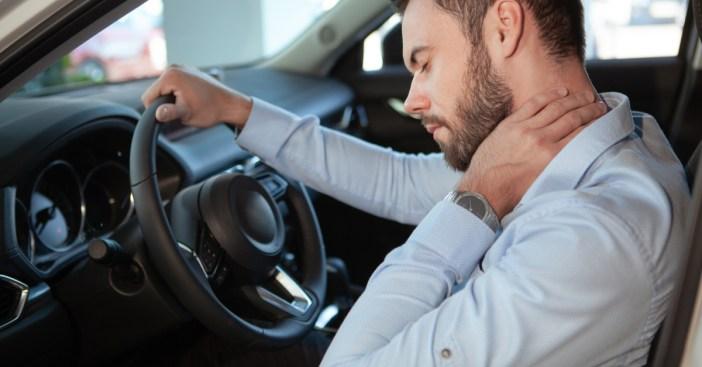 causas da dor na nuca