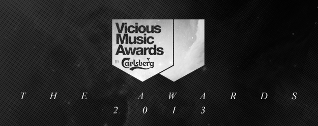 vicious music awards 2013