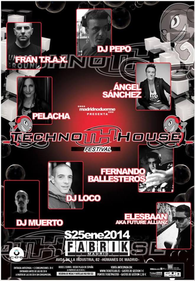techno house festival 2014
