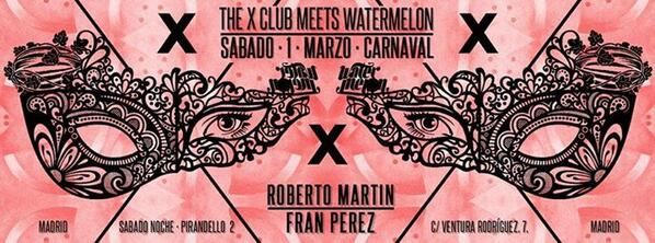the x club 01-03-2014