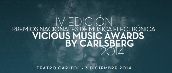 vicious music awards 2014