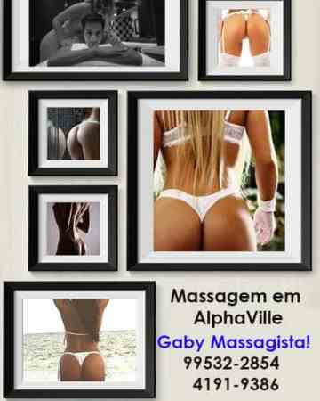 Massagem Alphaville - Clínica de Massagistas (11) 9953-22854 ou (11) 4191-9386