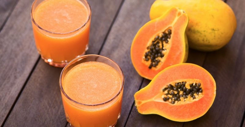 la papaya y sus beneficios