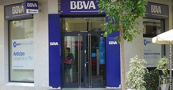 Bancos y cajas archivos gu a de almu car - Horario oficinas bbva madrid ...