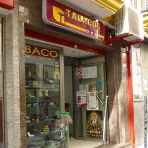 Venta de tabaco en Casco Histórico de Almuñecar