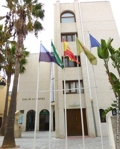 Casa de la Cultura Ayuntamiento de Almuñécar Concejalía de Cultura y Educación