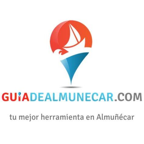 Marcador Guía de Almuñécar, Dominio de Internet y eslogan.