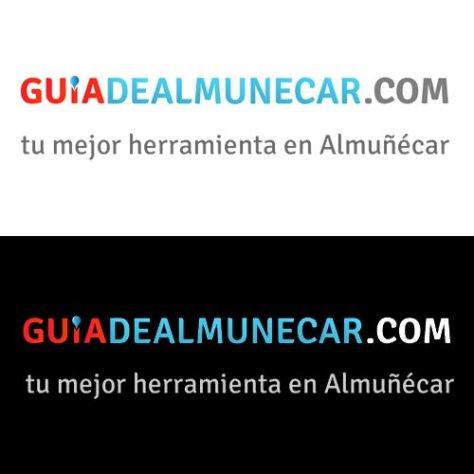 Dominio y eslogan de Guía de Almuñécar.