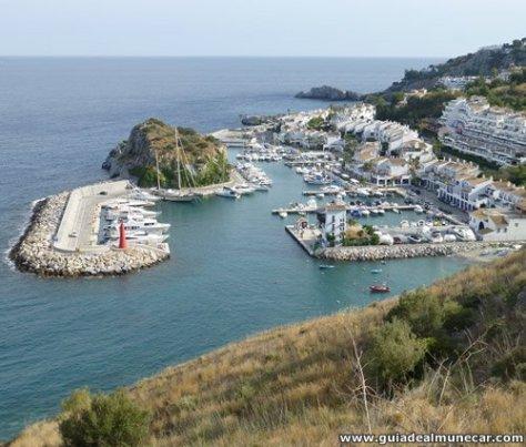 Puerto deportivo y urbanización Marina del Este, Almuñécar