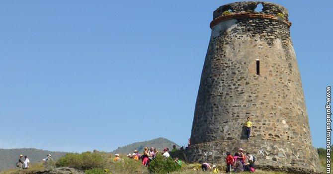 Torre del Diablo Almuñécar.