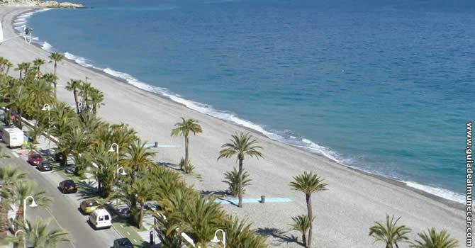 Playa Velilla, Almuñécar.