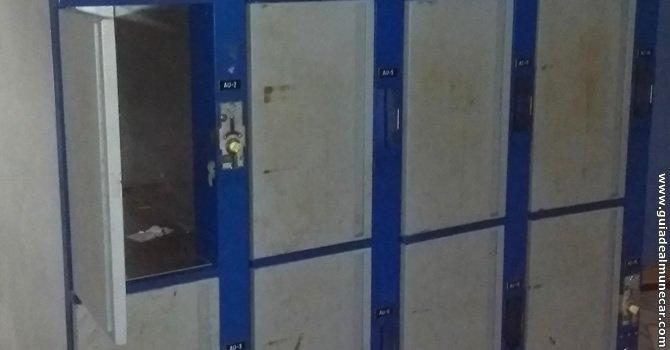 Locker Consigna, Estación de Autobuses, Almuñécar.