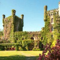Un castillo de cuento... el de Priorio - Las Caldas, no se puede visitar por dentro, pero es un placer pasear por sus exteriores