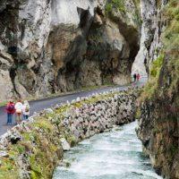 RUTA FOCES DEL RÍO ALLER...  encontraremos numerosas cascadas y torrenteras, formando un paisaje natural de singular belleza.