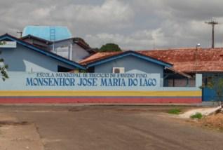 Escola Municipal Monsenhor José Maria do Lago