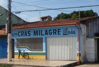 CRAS Ediana dos Santos Moraes (Milagre)