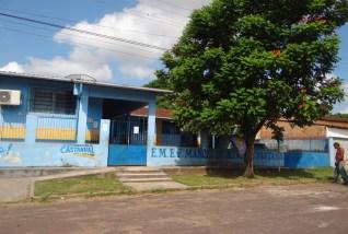 Escola Manoel de Oliveira Pastana