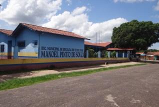 Escola Manoel Pinto de Souza