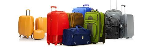 maletas variedad