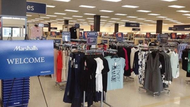 marshalls-inside store
